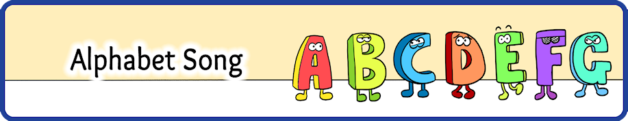 Alphabet Song Small