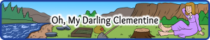 Oh My Darling Clementine Title Only Small