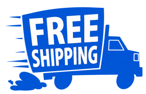 Truck Free Shipping Blue Truck